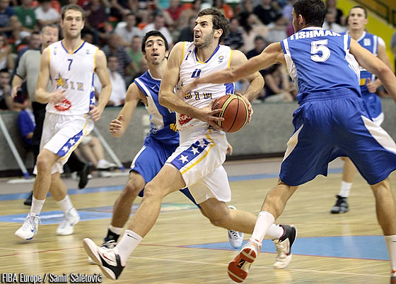 4. Nikola Gajic (Bosnia and Herzegovina)